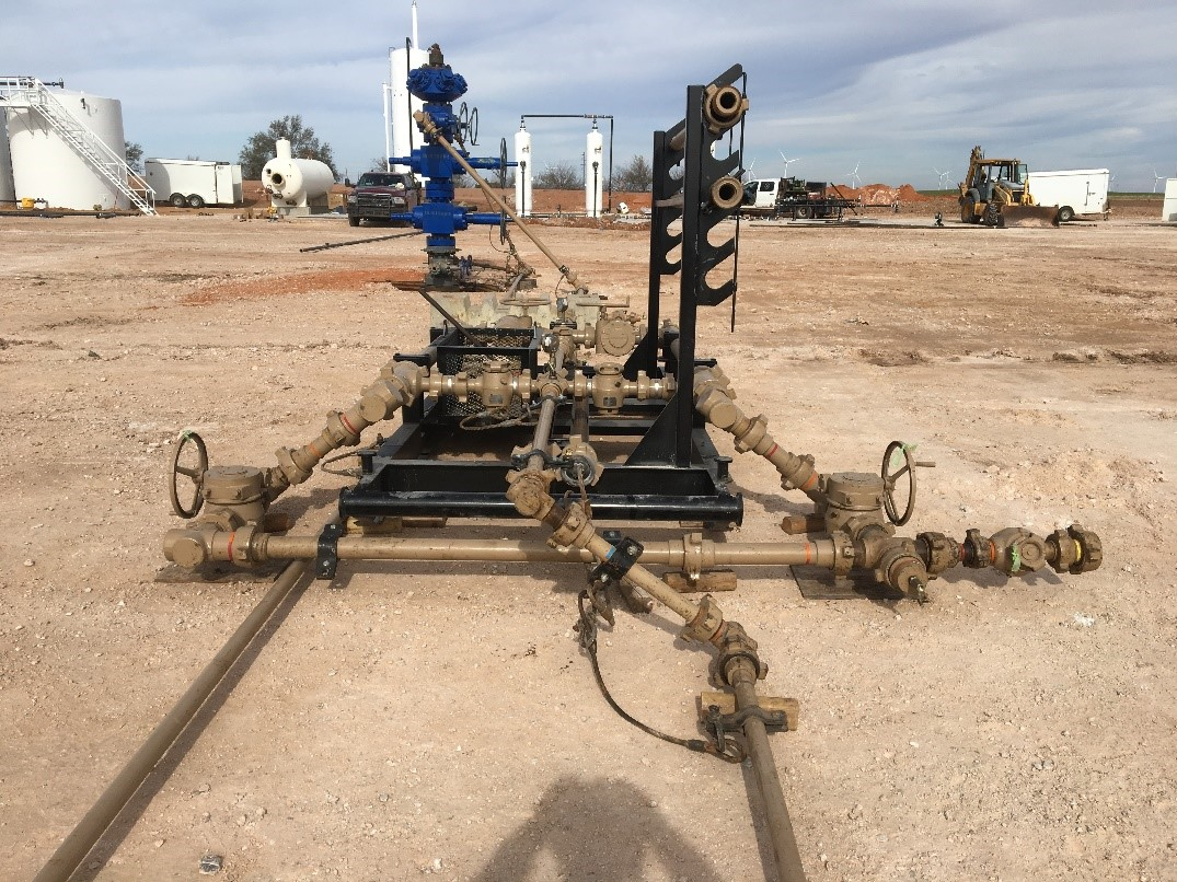 oilfield plug catcher rental